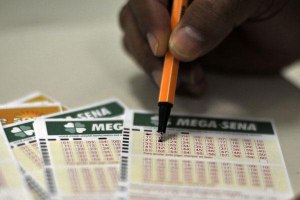 Mega-Sena sorteia neste sábado prêmio de R$ 115 milhões