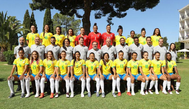 Entenda a copa feminina que será disputada na França