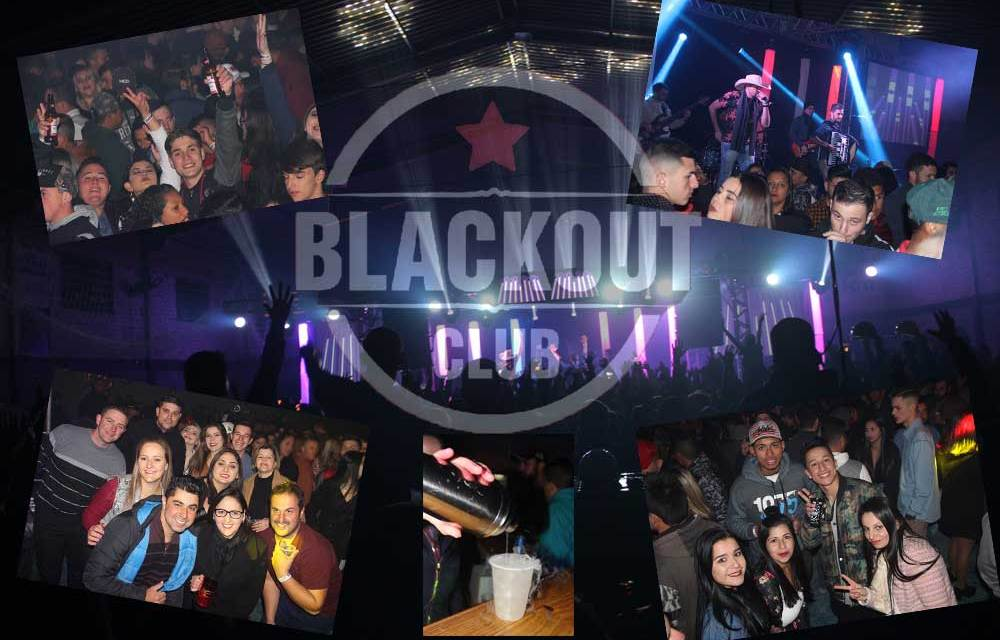 """Blackout Club -""""Solteiro não trai"""""""