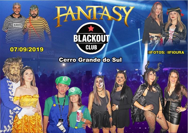 "Fotos: Blackout Club ""Fantasy"" Parte 01"