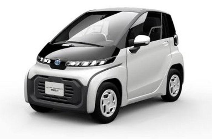 De olho em idosos, Toyota lança carro elétrico com velocidade máxima de 60 km