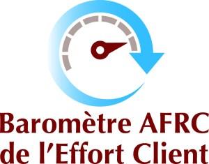 Le baromètre AFRC de l'Effort Client