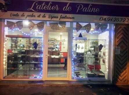 Boutique L'atelier de Paline Marseille