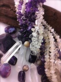 7th Chakra Stones