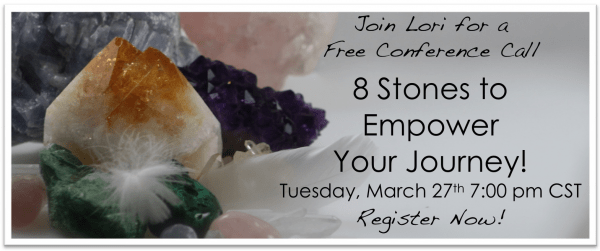 8 Stones to Empower Your Journey