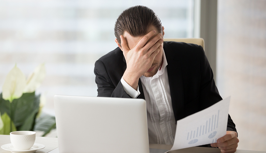 Have you ever been surprised by a client leaving?