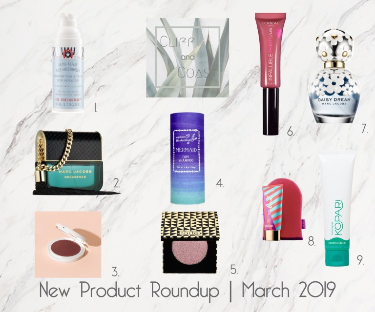 New Product Round Up March 2019