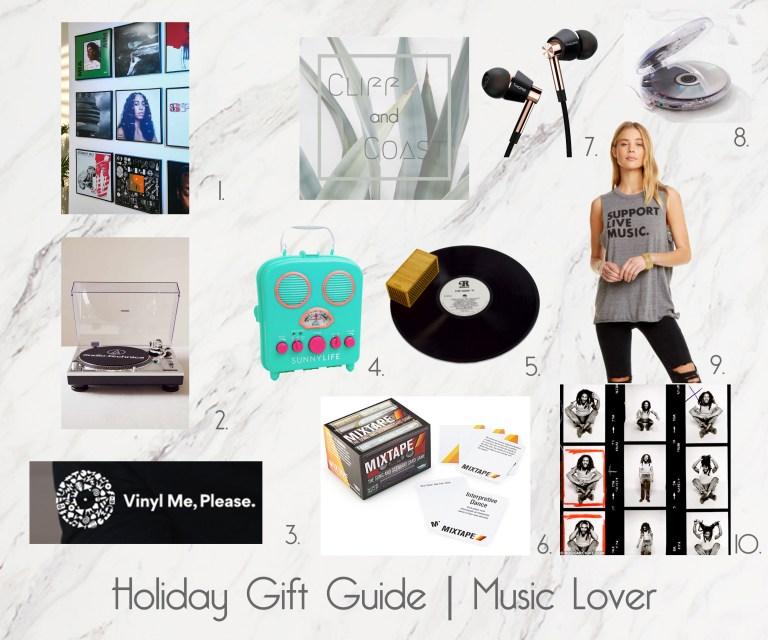 Gift Guide Music Lover