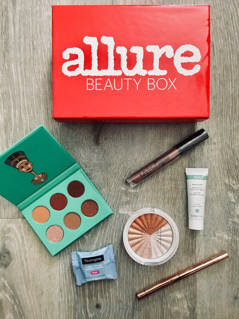 Allure Beauty Box December 2018