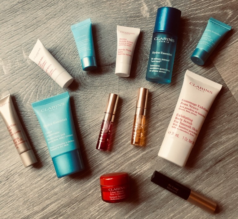 Clarins Brand Review