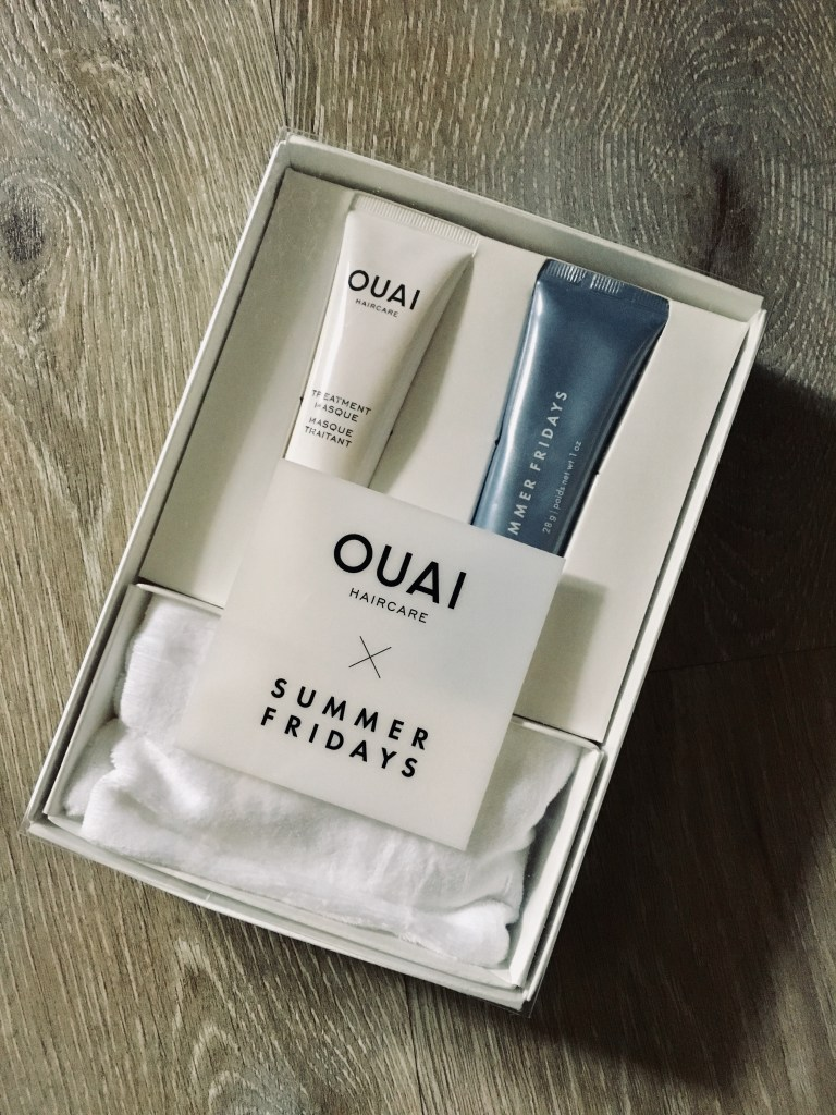Summer Fridays x Ouai