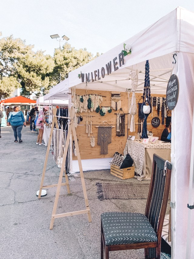 The Melrose Trading Post Los Angeles
