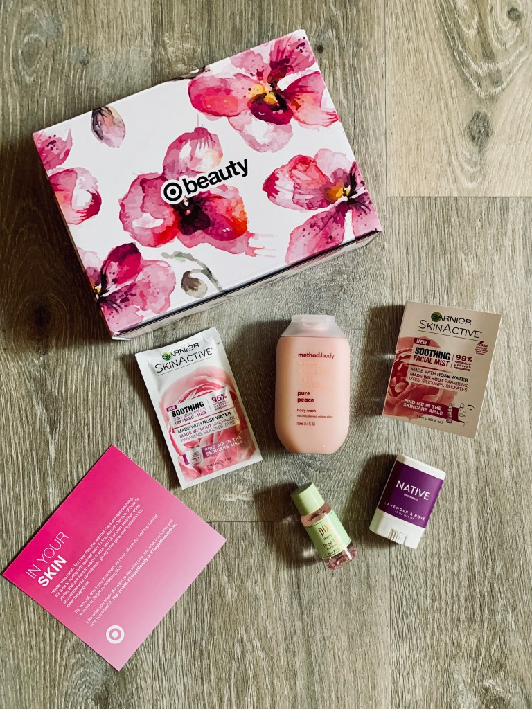Target In Your Skin Beauty Box