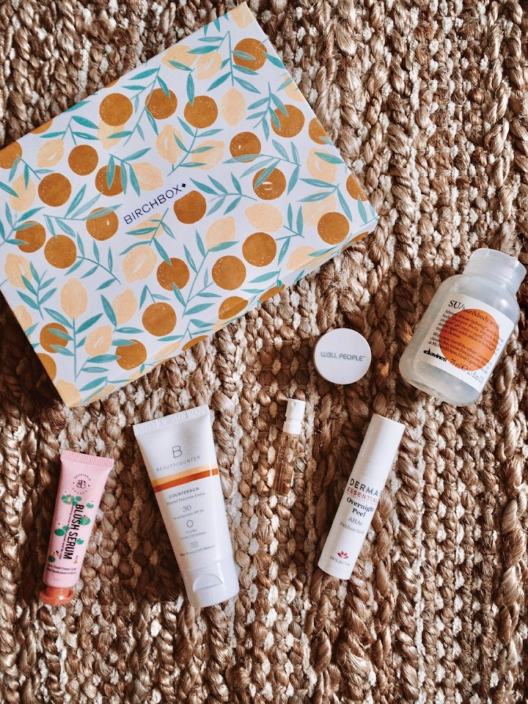 Birchbox July 2019