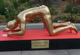 Cocaine-snorting Oscar