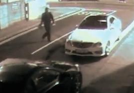 Viral Video: Brick Attack!