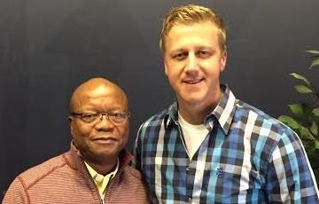 Vusi Mavimbela (Ambassador to Zimbabwe)