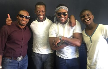 Oneal On CliffCentral – Kunle Ayo & MXO