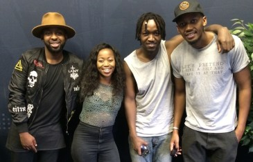 The Capital Rap Up – Ms Cosmo