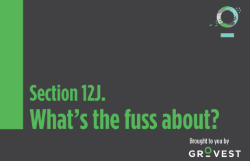 The Section 12J Show: What's the fuss about?