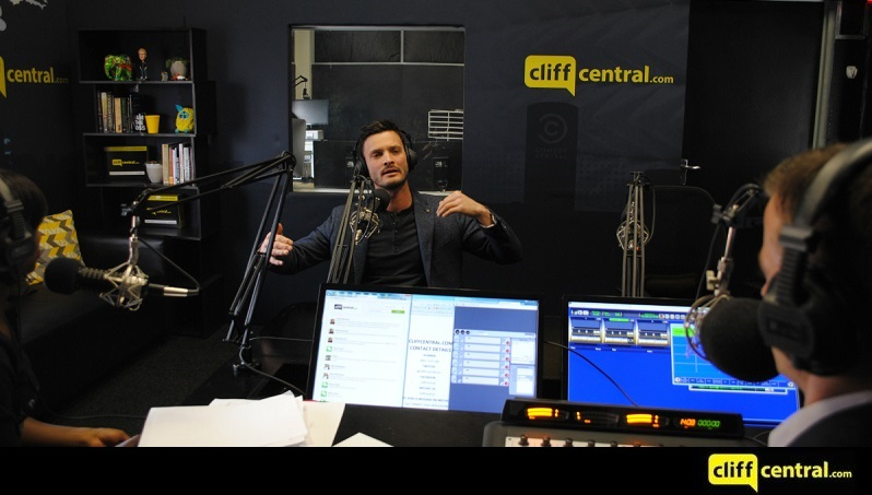 Future CEOs CliffCentral Divan Botha The Whippet Hlubi Mboya Gareth Armstrong Smaller