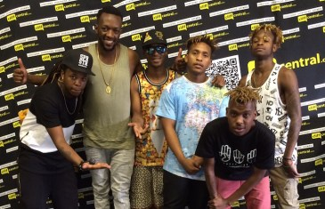 Oneal On CliffCentral — Kayrab, Emtee & WTF