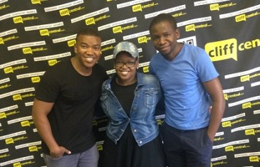 The Open Book – Up Close With Ntokozo Mbambo & Nqubeko Mbatha