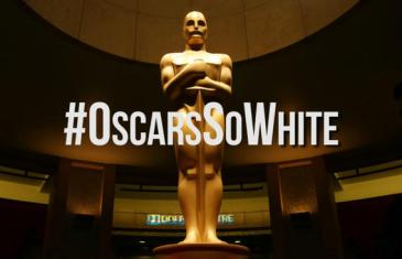 The Q – #OscarsSoWhite