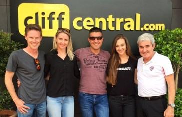 #AutoCentral – Johnny Araujo (Ducati SA)