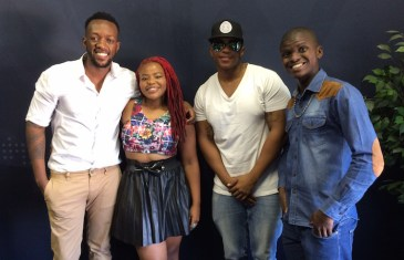 Oneal On CliffCentral – Reason, AB Crazy, Lady X & DotCom