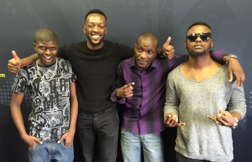 Oneal On CliffCentral – Mason & Laylizzy