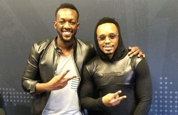 Oneal On CliffCentral — Gabriel Masike & Donald