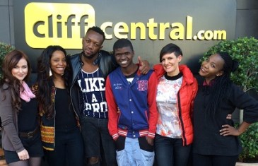 Oneal On CliffCentral – Flex Boogie & The Muses