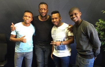 Oneal On CliffCentral – Jaziel Brothers, Presss & Cici