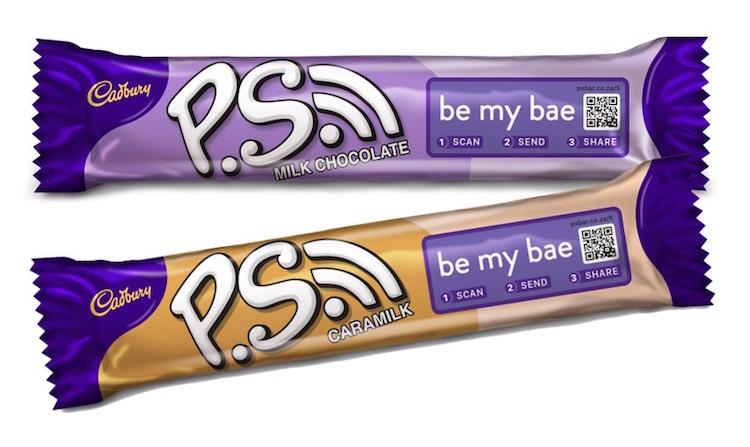 Cadbury P.S.
