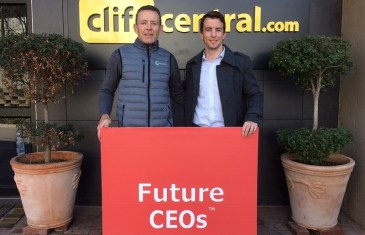 Future CEOs Joel Stransky: From Sports Hero to Businessman