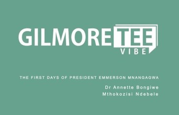 The Gilmore Tee Vibe – The First Days of President Emmerson Mnangagwa