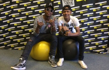 Unplugged & InCharge – The Ambitiouz Session with Kid Tini