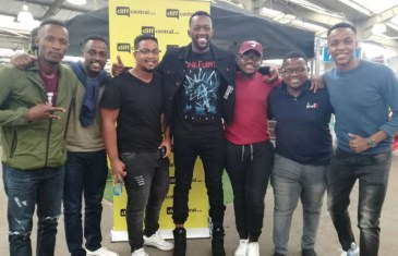 #CastleLiteUnlocks The OnealAfrica Experience – Just6 & TrueverbMusic