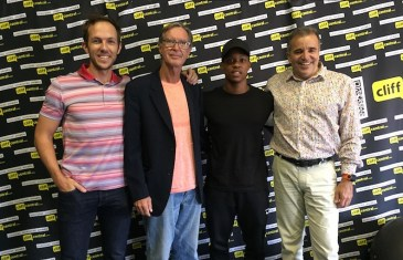 TheBounce Show – The Business of Speed with sprinter Thando Roto & coach Hennie Kriel