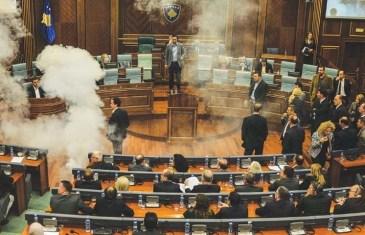 The Q – Tear Gas
