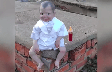 Creepiest doll ever?