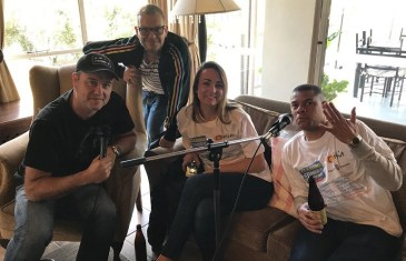 The JUSTNOW Comedy Podcast – This one time in Clarens…