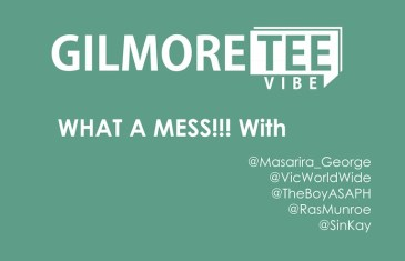 The Gilmore Tee Vibe – What A Mess!