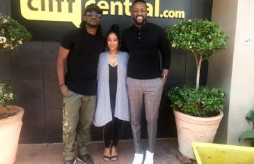 The OnealAfrica Experience – Mariechan & Rudeboy (P-Square)