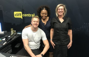 Proudly South African: Happy maKhumalo & Deryn Graham