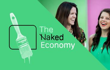 The Naked Economy – Ep 5: Canvas Club: Painting a Brighter Future