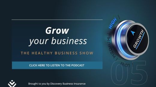 The Healthy Business Show: Grow your business