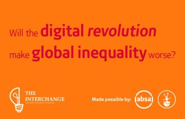 Will the digital revolution make global inequality worse?