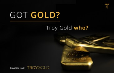 Got Gold? – Troy Gold who?